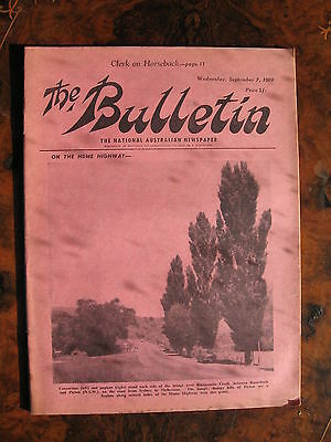 The Bulletin   Sep 7 1960