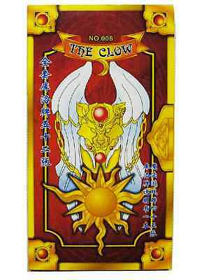 Cardcaptor Sakura 52 cards with boxes Captor Sakura Clow Cards Cosplay