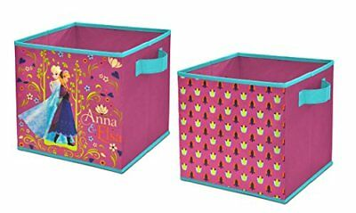 Idea Nuova - LA Disney Frozen Storage Cubes (2-Pack)