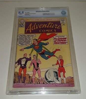 Adventure Comics #293 CBCS 8.5 1st appearance Comet the Super Horse DEAL!!!