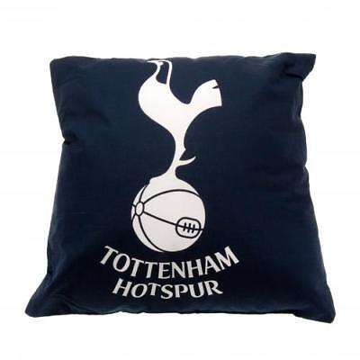Tottenham Hotspur FC Official Crested Square Cushion 40cm x 40cm Present Gift