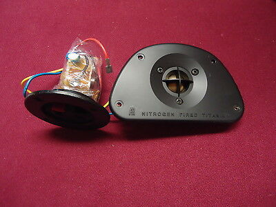 Original Tsw-710 Tweeter And Crossover, Tweeter Also For Other Tsw Models