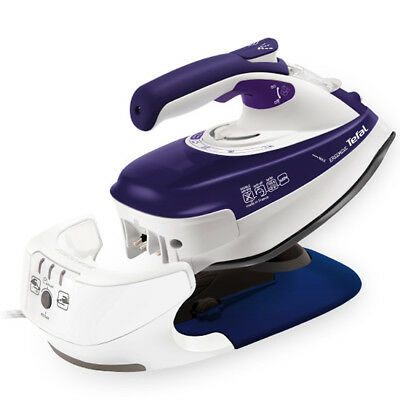 New Tefal - FV9965 - FreeMove cordless steam iron from Bing Lee
