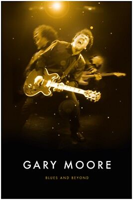 Gary Moore - Blues and Beyond - New 4CD + Book Boxset