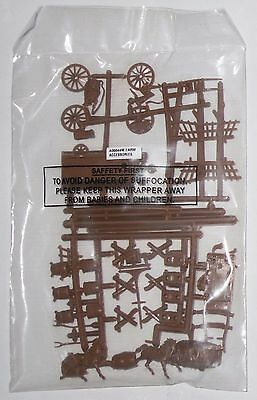 Airfix Farm Accessories - Battle of Waterloo 1815 - Set completo scala 1:72 New!