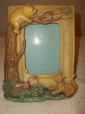 Disney Classic Winnie The Pooh High Quality Picture Frame