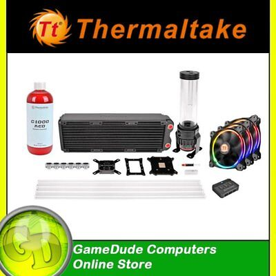 THERMALTAKE PACIFIC RL360 D5 Hard Tube RGB LCS Kit CL-W129-CA12SW-A [3]