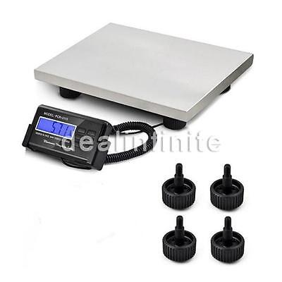 AU Commercial Scales Digital Platform Postal Scale Electronic Weight 0.1-300KG#