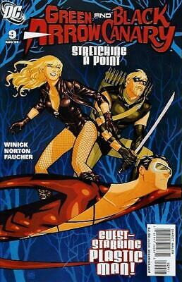 Green Arrow and Black Canary #9