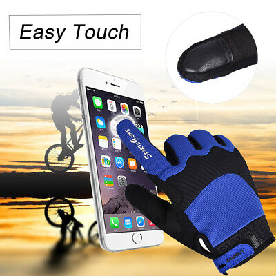 Sports Touch Screen Gloves Bike Riding Glove Thermal Winter Warm Comfortable B/L