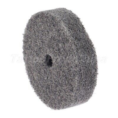 3 Inch Fiber Polishing Grinding Metal Ceramic Furniture Buffing Wheel Abrasives
