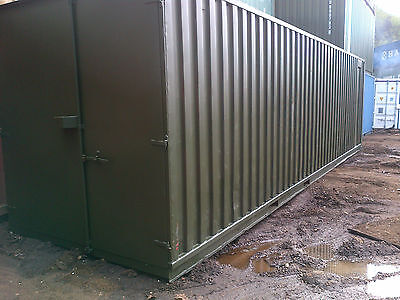 30ft x 8ft Shipping Container - Manchester