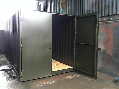 20ft x 8ft Shipping Container - Manchester