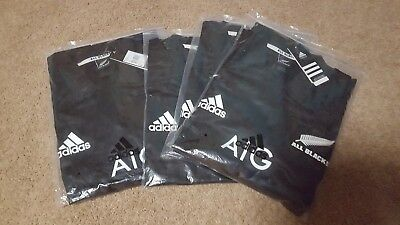 All Blacks Rugby Jersey 2017  New with Tags !!! Clearance Sale 2XL 3XL  4XL 5XL
