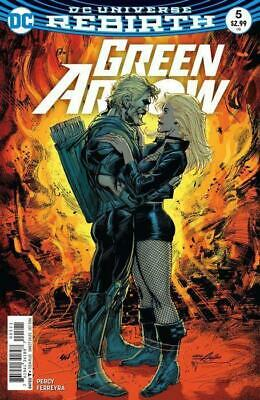Green Arrow #5 (Vol 5) DC Rebirth Variant Cover by Neal Adams