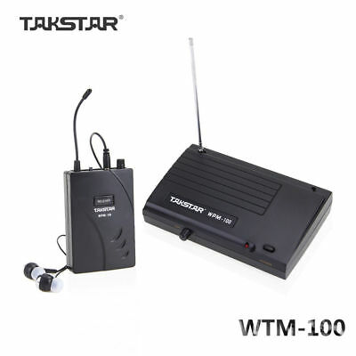 In Ear Professional Wireless Monitor System For Stage Performance