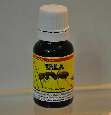 Tala ant egg oil for Permanent Hair Reduction and Removal / 25ml /