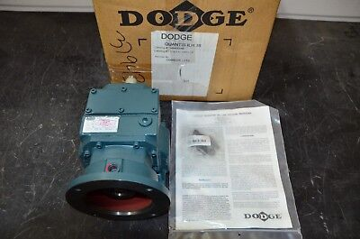 Dodge Quantis HB382CN56C ILH 38 In-Line Helical Gear Reducer / 31.8:1 Ratio/ NIB