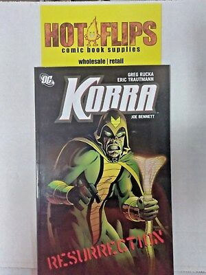 KOBRA,RESURRECTION,SOFT COVER, DC Comics