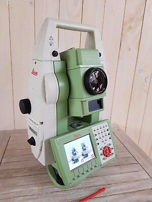 """Leica TS15 5"""" R1000 Imaging Robotic Total Station"""