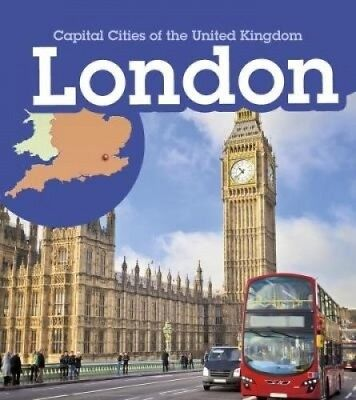 Capital Cities of the United Kingdom Pack A of 4 (Young Explorer: Capital