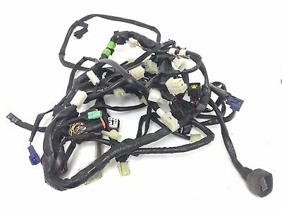 Yamaha 2009 2010 2011 XP500 TMAX OEM Main Electrical Wire Harness - Video!