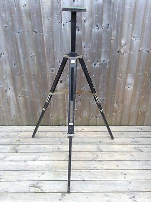 Surveyors Adjustable Tripod Theodolite Stand, Sands Hunter London.