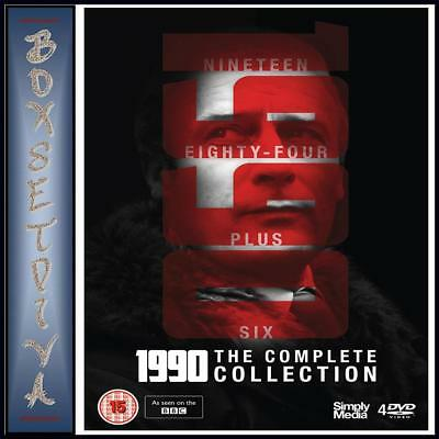 1990 - The Complete Series - Series 1 & 2  **brand New Dvd Boxset***