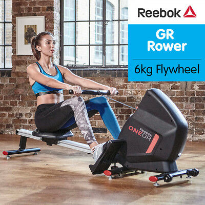 Reebok GR One Flywheel Rowing Machine Home Gym Exercise Equipment Fitness Rower