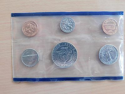 Coins.us.uncirculated.set.1989.p..#