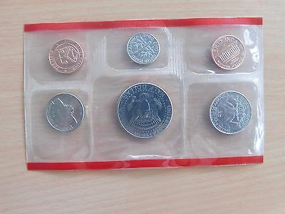 Coins.us.uncirculated.set.1993.d