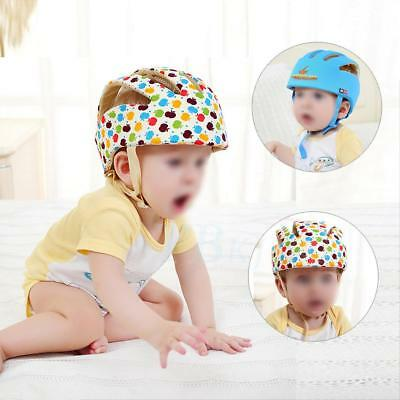 5 Color Infant Toddler Safety Helmet Baby Kid Head Protect Hat For Walking Crawl