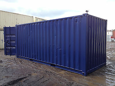 20ft x 8ft Shipping Container - Southampton