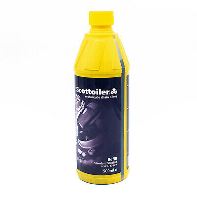 Scottoiler Kettenöl 0,5 Liter Traditional SA-0005