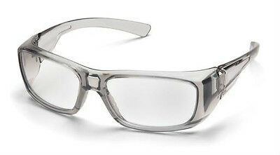 eb0645dce6 Safety Glasses Pyramex Emerge Gray Frame Sg7910Drx