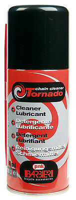 Bicycle chain degreaser/lubricant Spray150ml made in Italy. suits all bicycles
