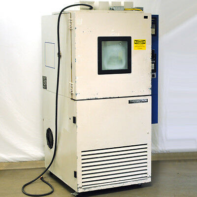 Thermotron S-8 +110*/-55*C Environmental Chamber 8 Cubic Feet Water Cooled 230V