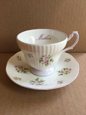 Royal Dover Fine Bone China England Cup And Saucer