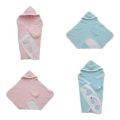 gallux Baby Hooded Bath Towel Made of 100% % Cotton Baby Bath Towel Bath Towel
