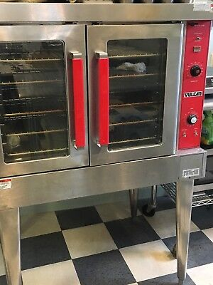 Vulcan commercial electric convection oven