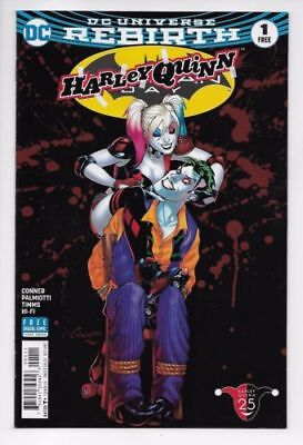 SOLD OUT Harley Quinn Batman Day Special Edition #1 (DC, 2017) - (VF/NM+)