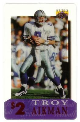 Clear Assets 1996: $2. Complete Set of 30 Different Phone Card