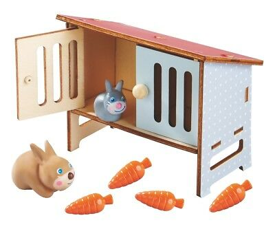 HABA Little Friends Play Set Bunny Mimi FARM TOYS FROM 3 Jahre