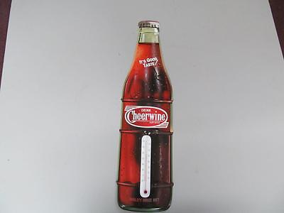 Cheerwine Soft Drink Thermometer New