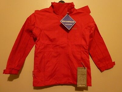 Mountain Warehouse Kids Waterproof Fizz Jacket 7-8 Years BNWT RRP £39.99 Pink
