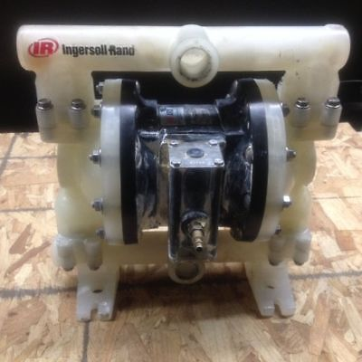 ARO/Ingersoll-Rand PD10P-FPS-PAA Diaphragm Pump- 120PSI