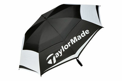 "TaylorMade Tour Double Canopy 64"" Umbrella For Golf"