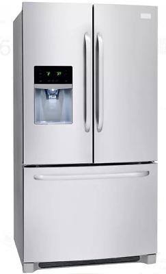 fghb2866pf frigidaire gallery 272 cu ft french door smudgeproof