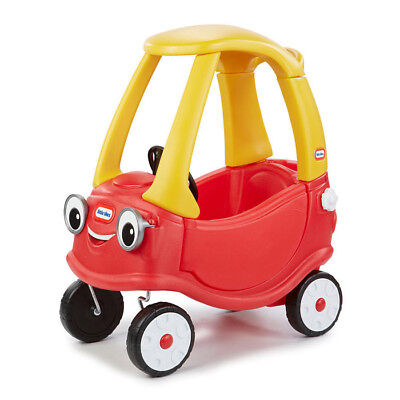 Little Tikes Cozy Coupe Red And Yellow (2017 Model) - NEW