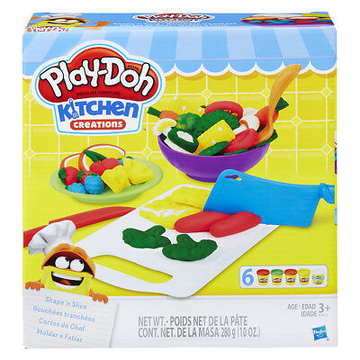Play-Doh Kitchen Creations Shape 'N Slice - NEW